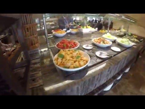 Sofitel Dubai the Palm Breakfast