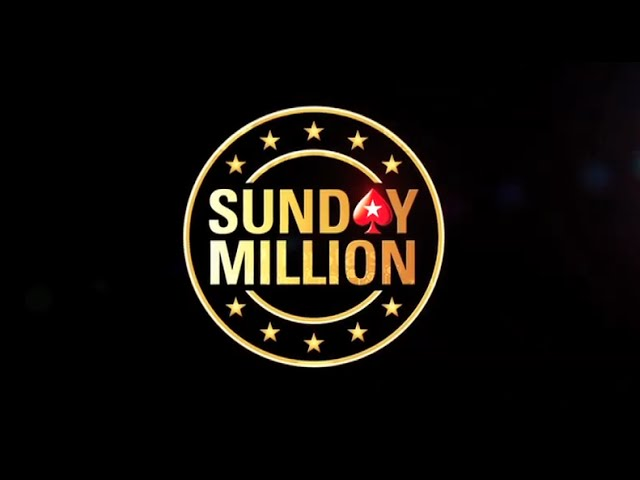 Sunday Million 9th Anniversary Special - $9,000,000+ Online Poker Tournament | PokerStars