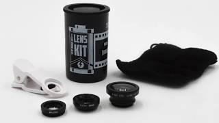 Cep Telefonu Kamera Lens Seti