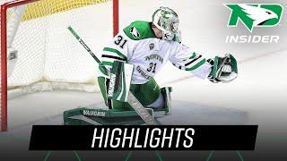 North Dakota vs. Bemidji State | Highlights | UND Hockey | 10/13/18
