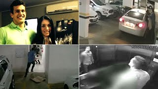 Gruesome: Dude Tries To Cover Up His Evidence After Killing His Wife!