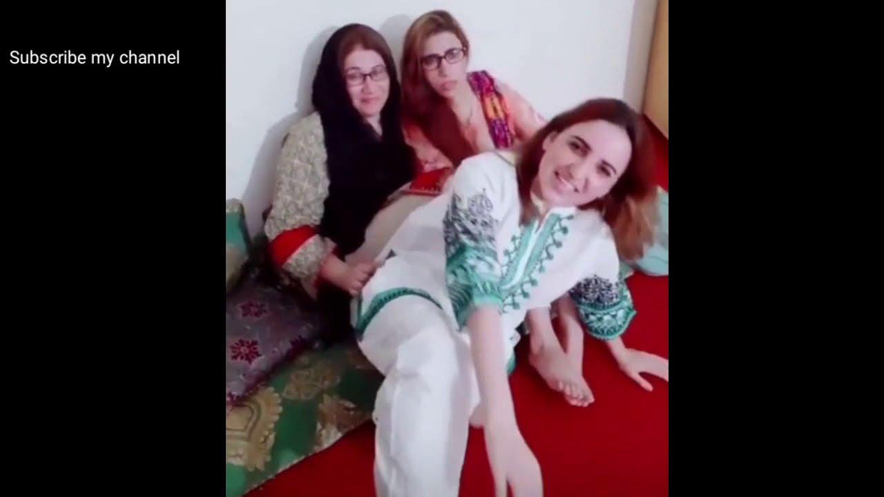 Hareem shah and Sundal khattak lesbians new hot and sexy tiktok collection 2019.