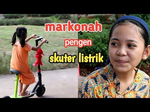 Skuter Listrik Untuk Markonah || Film Pendek Sedih Banget Dan Menyentuh Hati ||| Film & Animation