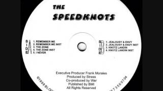 The Speedknots - The Zone [Instrumental]