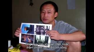 Bằng chứng ĐCS Trung Quốc mổ cướp nội tạng học viên Pháp Luân Công