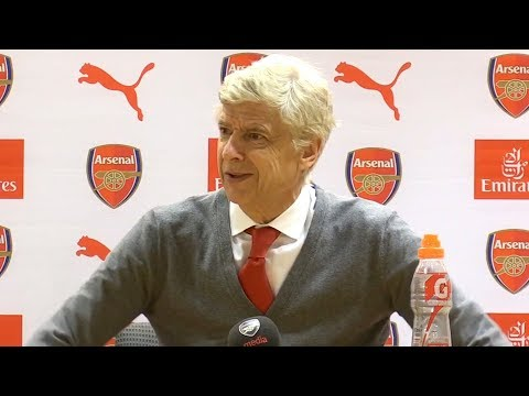 Arsenal 3-0 Bournemouth - Arsene Wenger Full Post Match Press Conference - Premier League