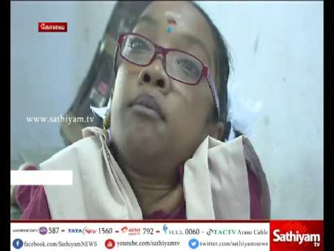 Excellence in study of  disabled student Preeti