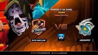 Familia de eSports Elite War Club vs ArgenFest | Clash of Clans
