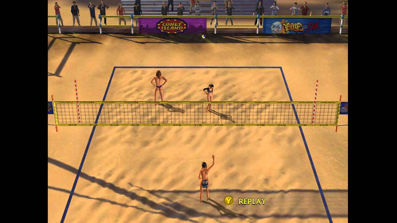 Outlaw Volleyball (Played on xbox 360)