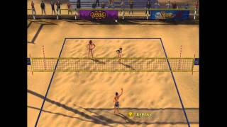 Outlaw Volleyball (Played on xbox 360).