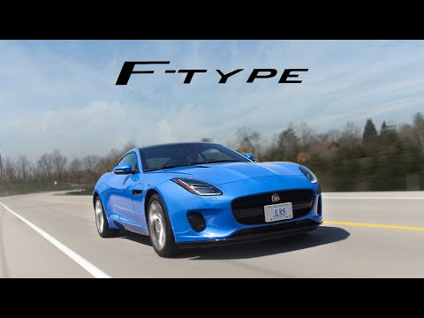 2018 Jaguar F Type Turbo Review - What a Pleasant Surprise!