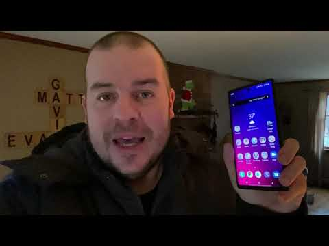 Galaxy Note 10+ T-Mobile One UI 2 Android 10 Update