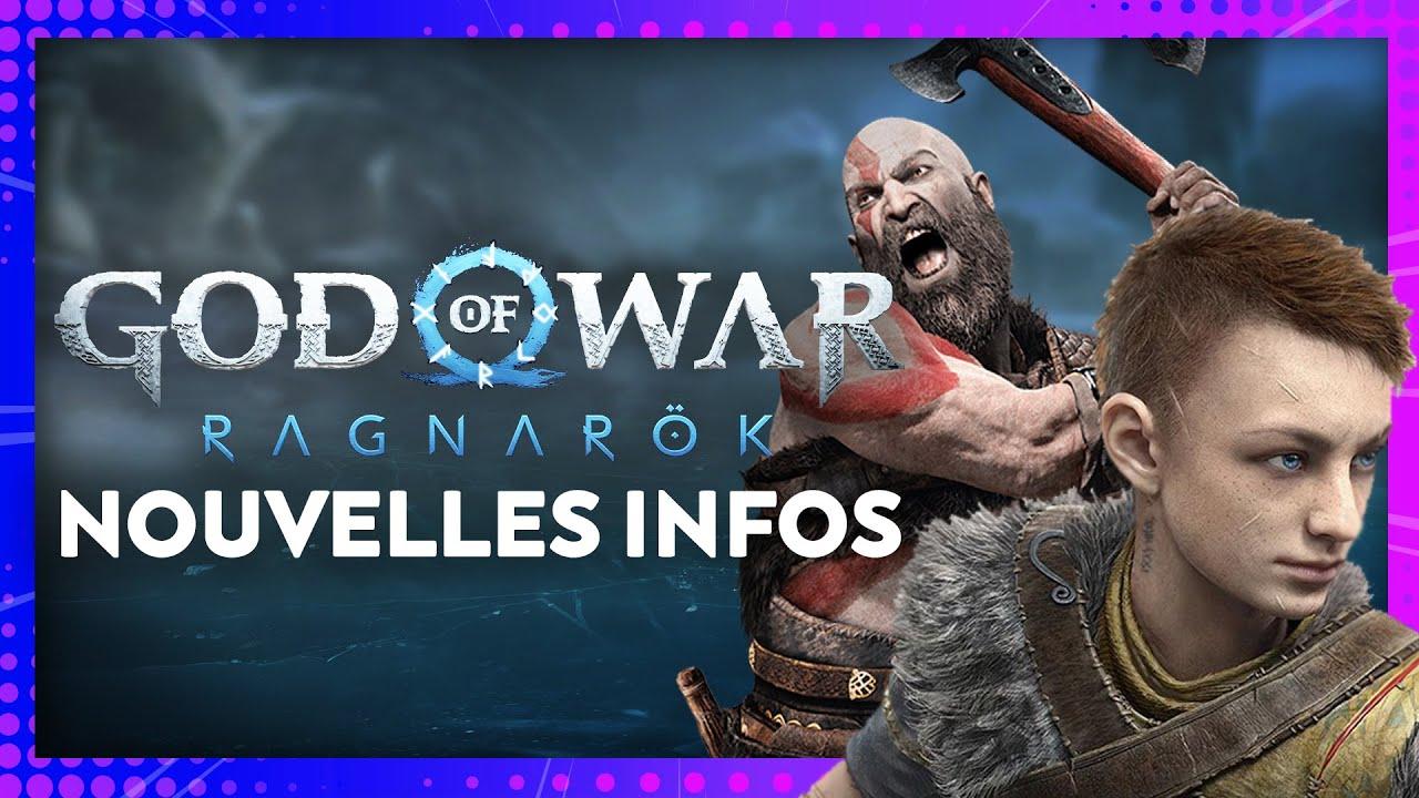God of War Ragnarok + d'infos 💥