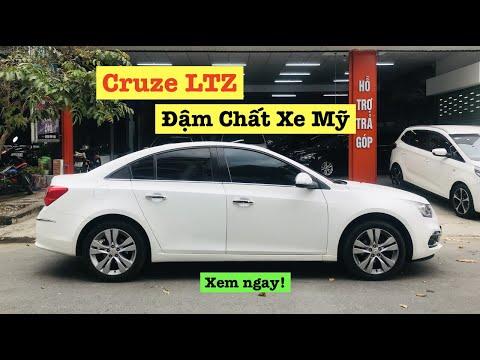 (ĐÃ BÁN) Xe Này Đang Rất HOT: Chevrolet Cruze LTZ 1.8AT | XE CŨ SÀI GÒN