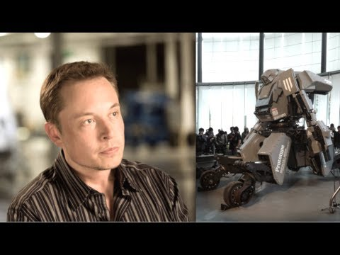 Elon Musk Warns, AI Will Dominate Humans in 10 Years - Dow & BItcoin Dump