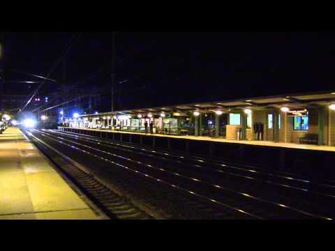 HD: Amtrak Acela Express NEC 165Mph Speed Test