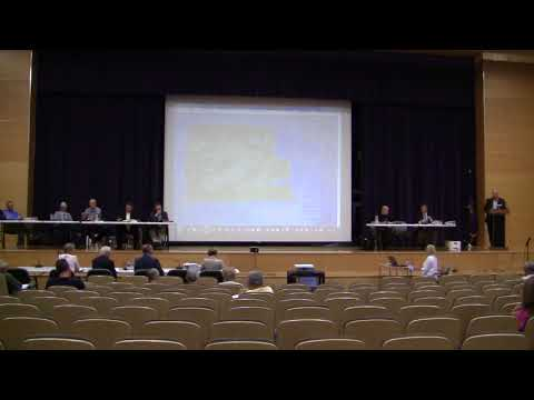 2017-09-19 Crebilly / Toll Conditional Use Hearing, Part 1/8