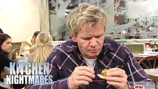 Gordon Appalled By Terrible Food  Kitchen Nightmares