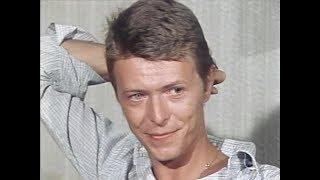 David Bowie • News Conference • Sebel Town House Hotel • Sydney, Australia • November 1978