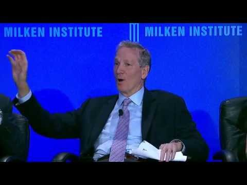 Milken 2014: Inequality and Mobility in America