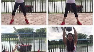 Kettlebell Circuit Workout With Laura London