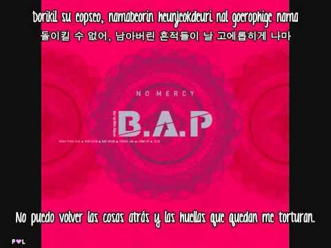 [ESP] B.A.P - Voice message
