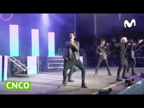 CNCO: SHOW COMPLETO Movistar Fri Music - Mar del Plata (11/02/2018)