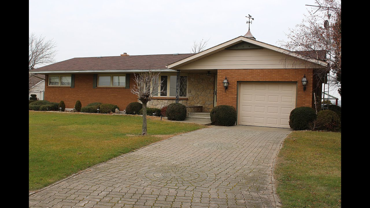 House For Sale Leamington 3 Car Garage W Workshop Real