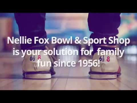 Nellie Fox Bowl Chambersburg PA 17202 Bowling Fun For Everyone!