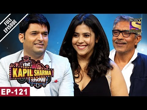 Thumbnail: The Kapil Sharma Show - दी कपिल शर्मा शो - Ep-121 - Prakash Jha and Ekta Kapoor - 15th July, 2017