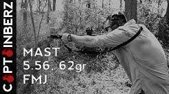 MAST 5.56 62gr FMJ Ammunition