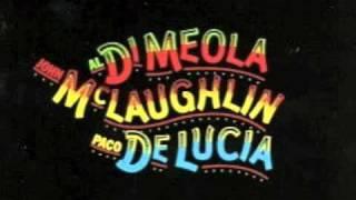 Al di Meola John McLaughlin Paco de Lucía   Mediterranean Sundance Rio Ancho