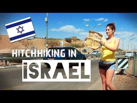 HITCHHIKING in ISRAEL   ZuzArt