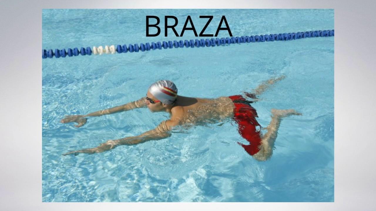 Estilos de natacion youtube for Planos de piletas de natacion