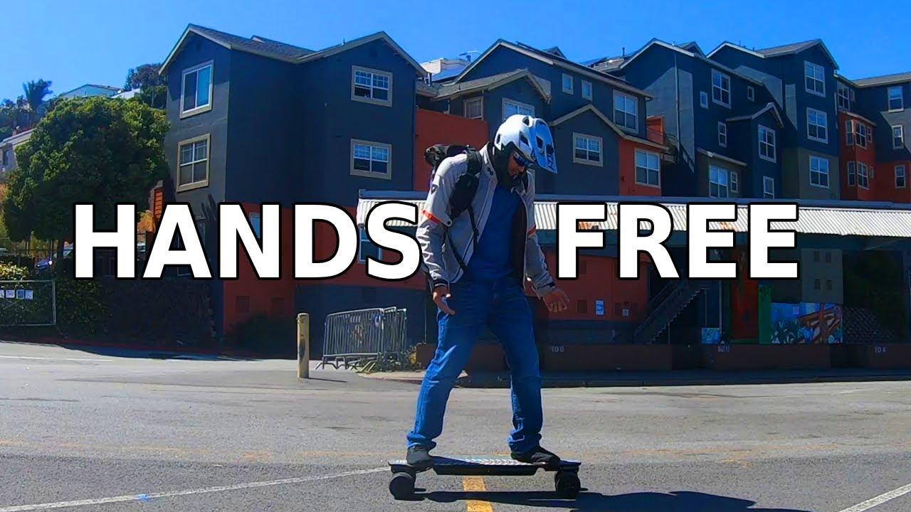 Weight Sensing Electric Skateboard | Is the GotWay Moonwalk any good?