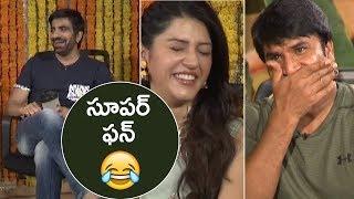 Raja The Great Team Making Super Fun   Fun Chit Chat   TFPC