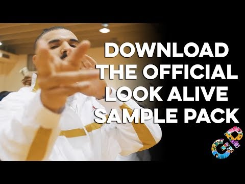 "Drake ""Look Alive"" Sample Pack OUT NOW! 