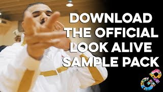 """Drake """"Look Alive"""" Sample Pack OUT NOW! 