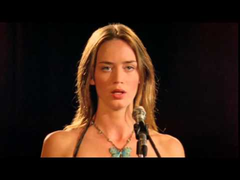Emily Blunt as Natasha in Gideon's Daughter 2005