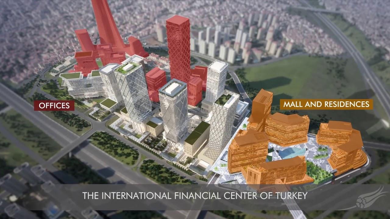 مركز إسطنبول للمال - تركيا