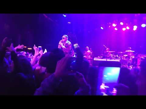 Jeremih - Oui (LIVE at the Roxy Theater)
