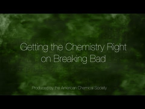Getting the Chemistry Right on Breaking Bad - Bytesize Science