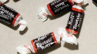Amazing Drawing Trick with Tootsie Roll Candy!