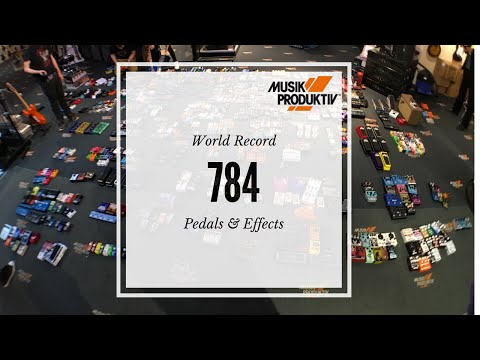 World Record | [784] Effekte & Pedale | AMPtv #Special