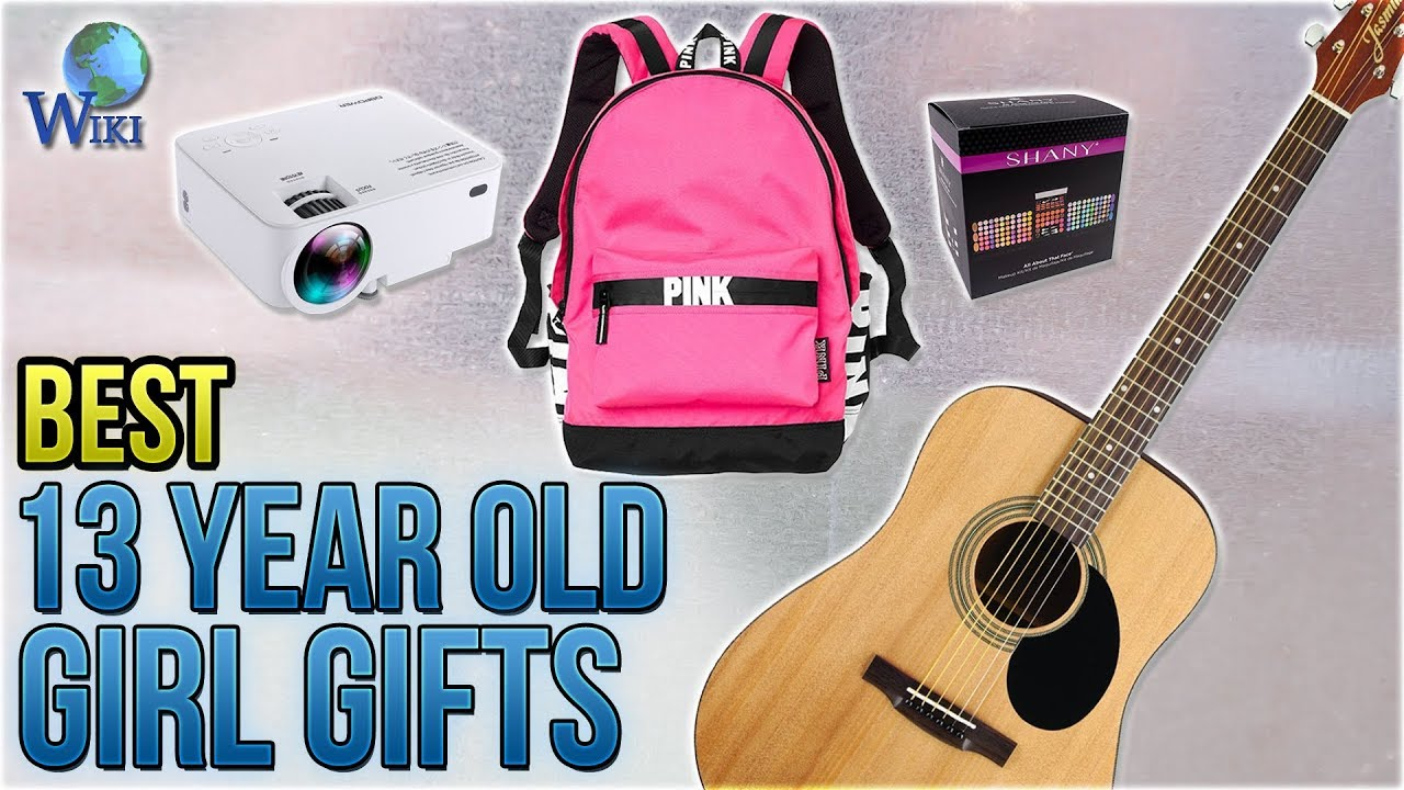 eac795578ad9 10 Best 13 Year Old Girl Gifts 2018