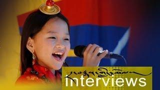 Tenzin Kunsel, Singing Prodigy