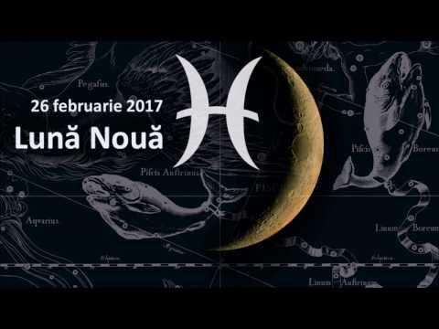 Prognoză astrologică pentru Luna Nouă din 26 februarie 2017