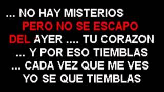 Tiemblas - Tito Rodriguez (Karaoke).mpg