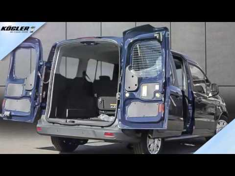 ford transit connect kombi 230 l2 trend pdc 28 youtube. Black Bedroom Furniture Sets. Home Design Ideas