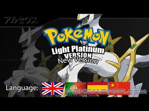 descargar pokemon light platinum